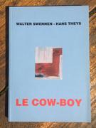 Cover walter swennen le cow boy 1997