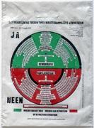 Joseph beuys  een vergelijking tussen twee maatschappelijke strukturen  1976  courtesy private collection  %c2%a9 sabam %28belgium%29  2017