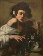 Caravaggio boy1