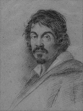 Caravaggio selfportrait %282%29
