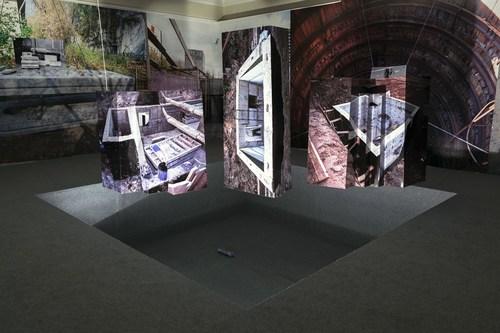 Installation view 2