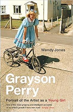 Grayson perry novel