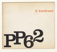 Lve kontrast pp62 jrg2 nr5 septokt1962 omslag