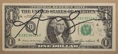 Cat andy warhol signature 1 dollar collection m hka