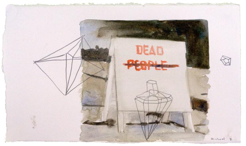 Michael Greaves: Dead People