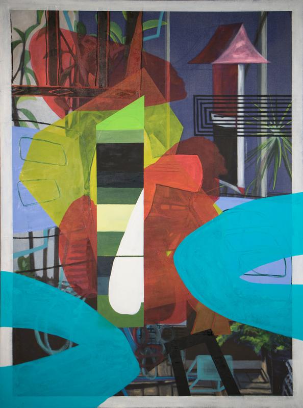 Michael Greaves: Von Zimmer