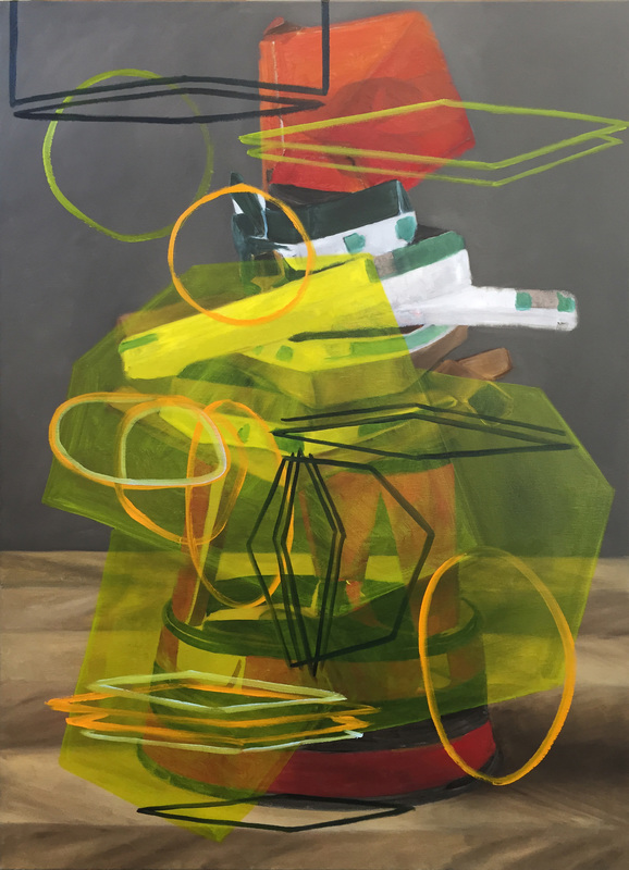 Michael Greaves: Complex Object