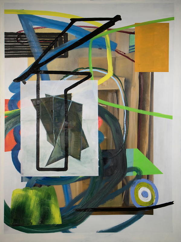 Michael Greaves: Untitled