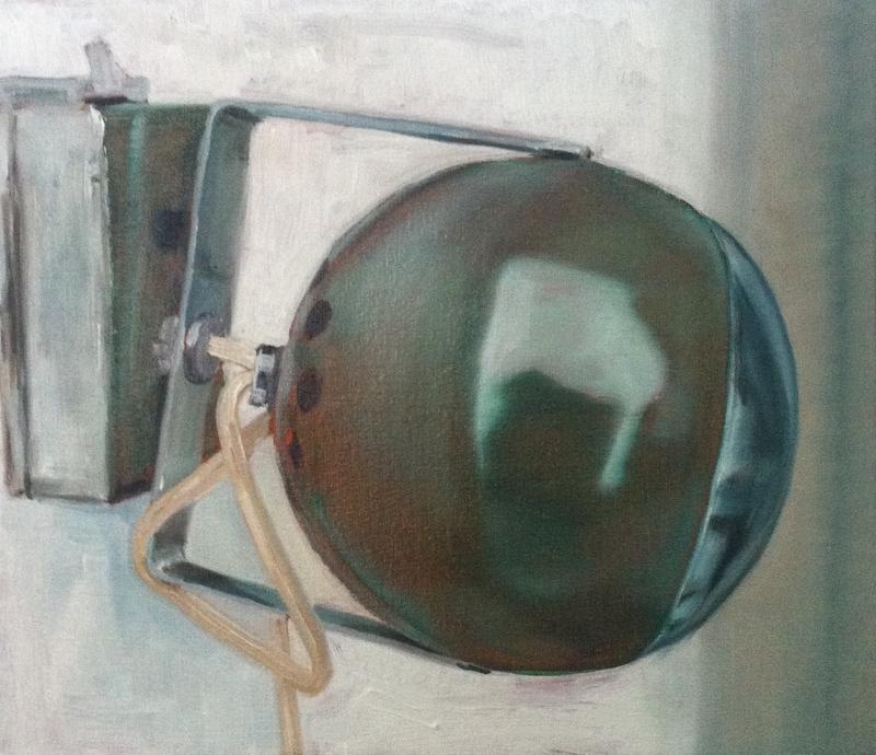 Michael Greaves: Interrogation