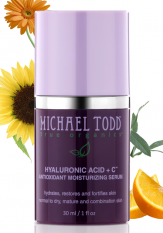 HYALURONIC ACID + C SERUM