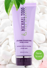Jojoba Charcoal Facial Polish