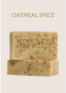 OATMEAL SPICE Body Bar Soap
