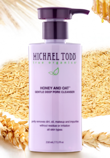 HONEY OAT FACIAL WASH