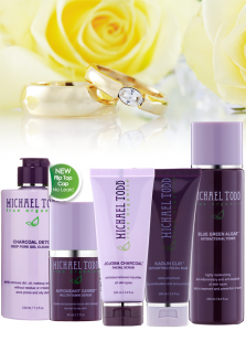 Acne or Oily Sensitive Skin Wedding Regimen