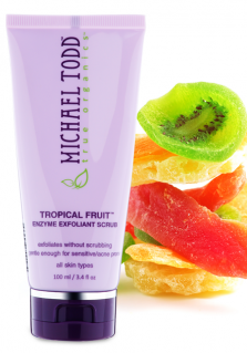 TROPICAL FRUIT FACIAL POLISH