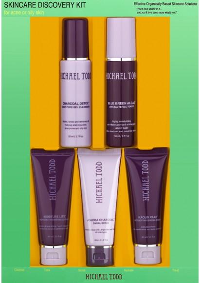 Acne-Prone & Oily Skincare Kit