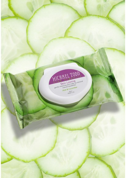 Skin Loving Facial Wipes