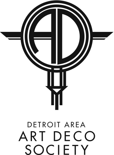 Detroit Area Art Deco Society Logo