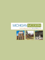 Michigan Modern East Lansing Modern Biking Driving Tour Brochure