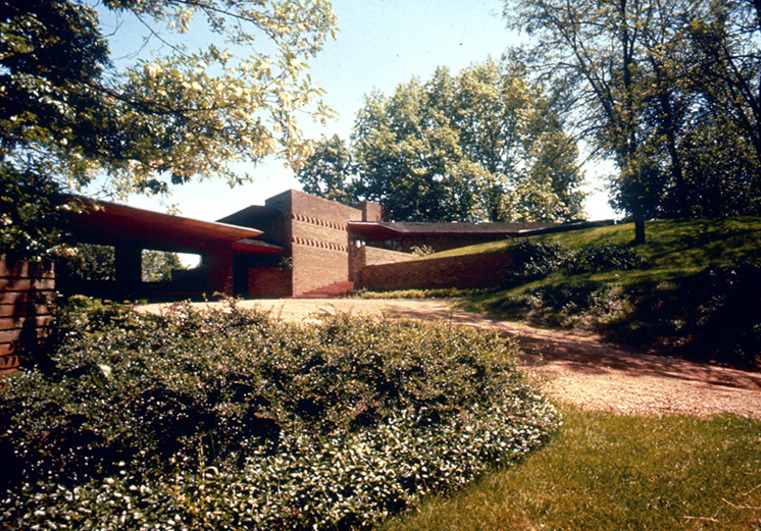 Michigan modern for Palmer house ann arbor