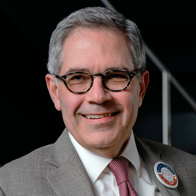 Photo of Larry Krasner