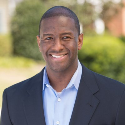 Photo of Andrew Gillum