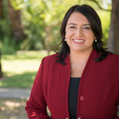 Photo of January Contreras