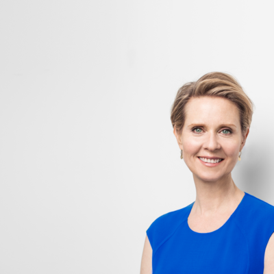 Photo of Cynthia Nixon