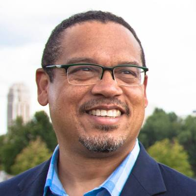 Photo of Keith Ellison
