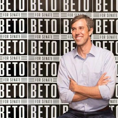 Photo of Beto O' Rourke