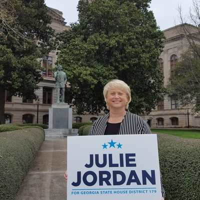 Photo of Julie Jordan