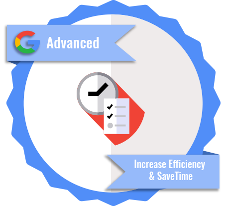 Increase Efficiency and Save Time With G-Suite: Advanced