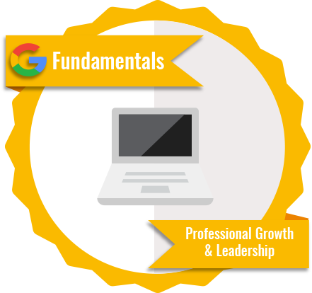 Professional Growth and Leadership with G Suite