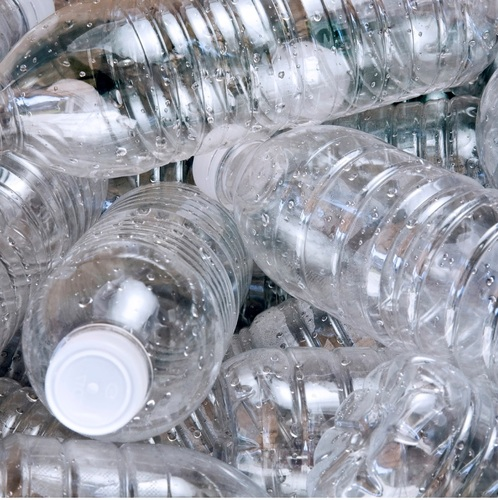 How many plastic water bottles can you save?