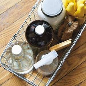 Do-It-Yourself Cleaning Products