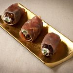 Prosciutto Wrapped Dates