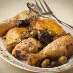 Chicken Marbella Gluten-free