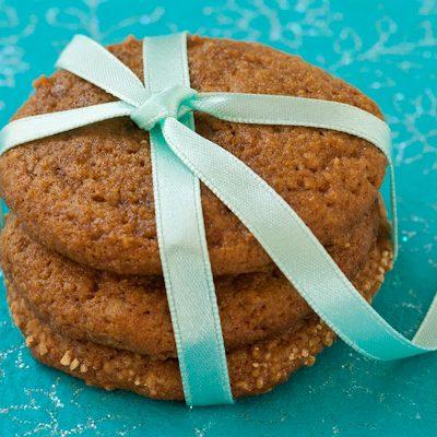 Gluten-free gingersnaps