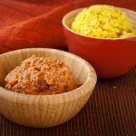 Vegetarian Keema Saffron Rice Glutenfree
