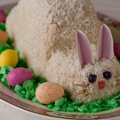 Easter Bunny cake