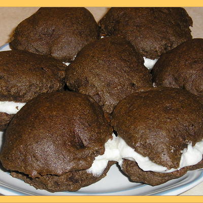 How to make gluten-free Whoopie pies