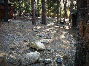 Camp Blogaway, Big Bear sunlight