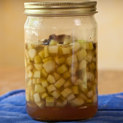 How to make pickle relish