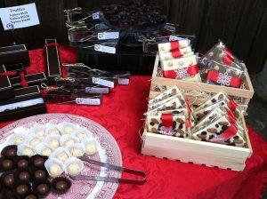 Saint_Jacques_Chocolat_chocolate bark and truffles