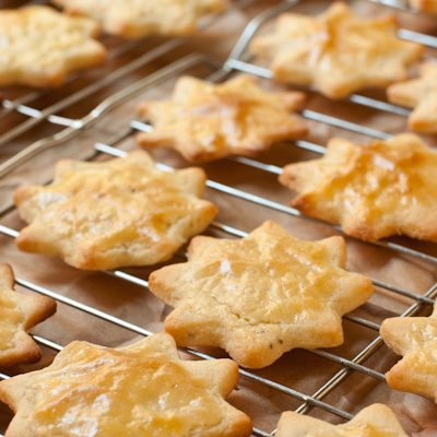 Tips for baking perfect roll-out cookies