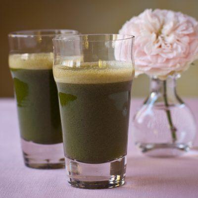 Healing tonic   Green juice