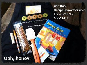 Honey prize package