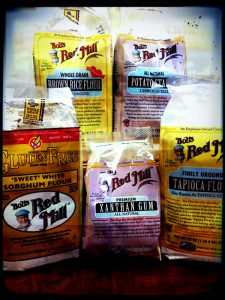 Bob's Red Mill prize package from Recipe Renovator