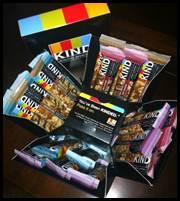 KIND snacks giveaway