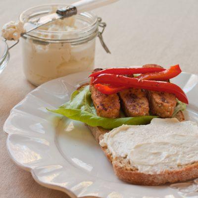 How to make vegan mayonnaise